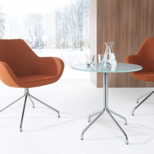 Soft seating by Bracken Office Interiors, suppliers of contemporary office furniture