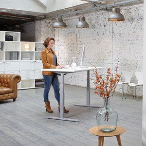 Height Adjustable Sit-Stand Desk