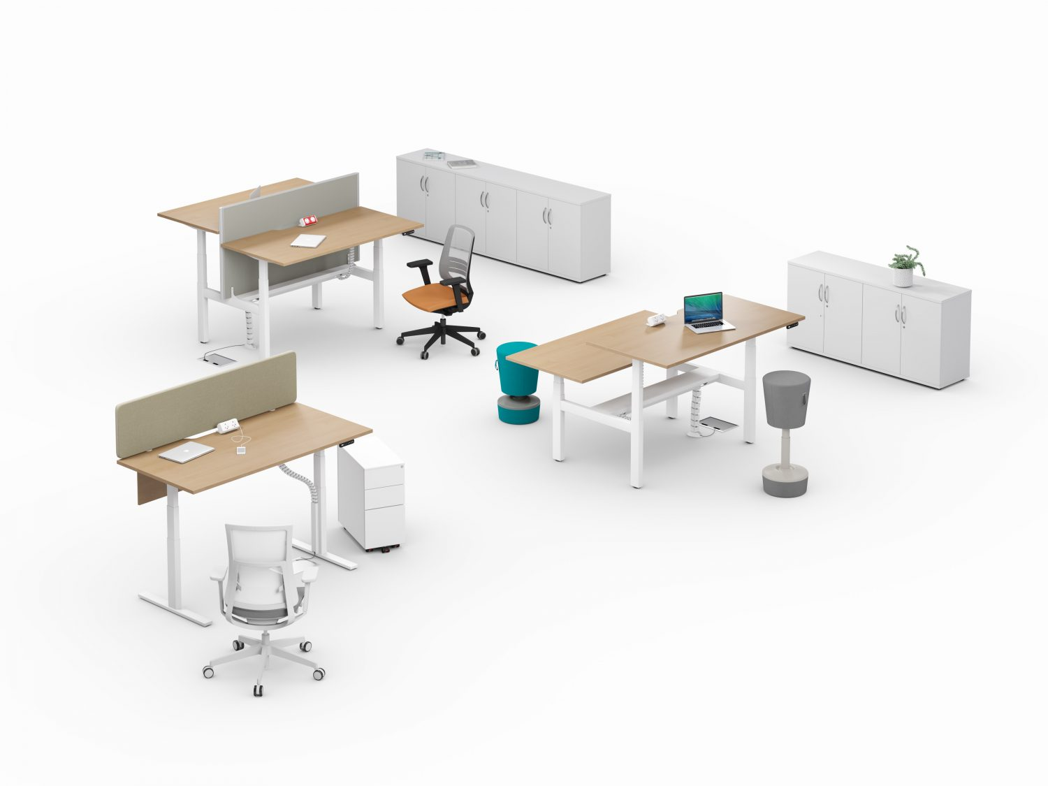 Health and wellbeing office products