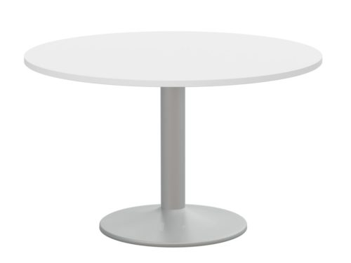 Round Office Meeting Table 1200mm Diameter