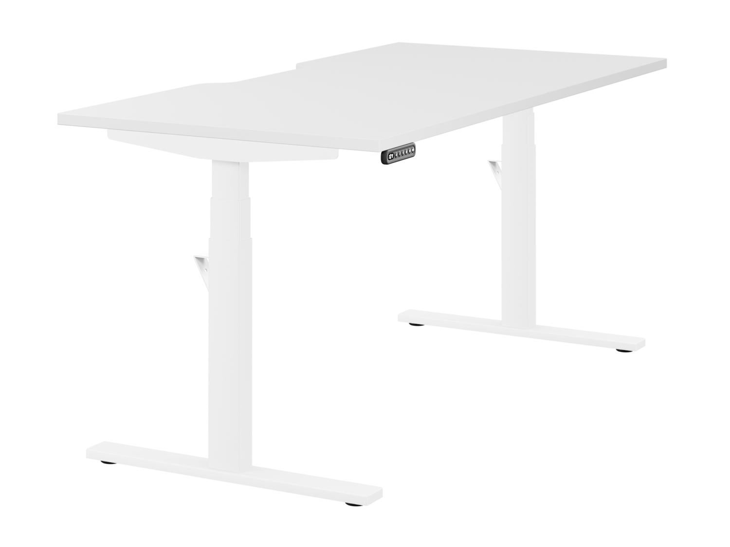 leap sit stand desk