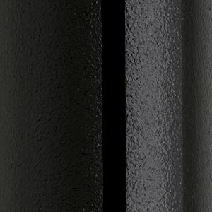 glossy black nickel