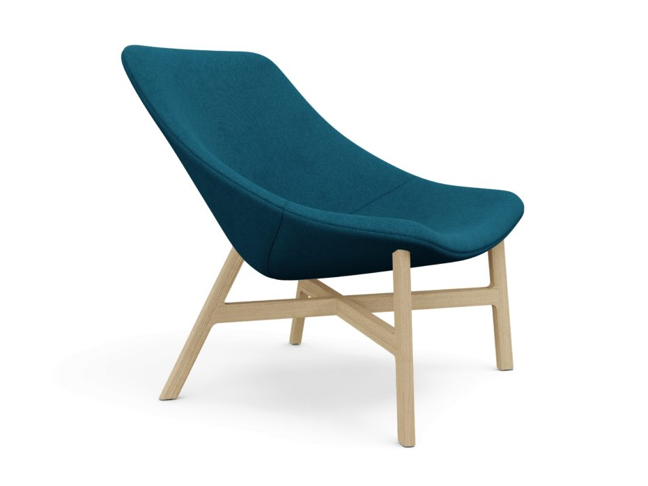 soft seating and breakout furniture from bracken office interiors