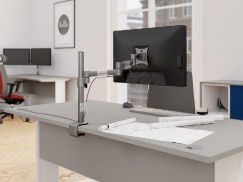 leap monitor arms for office
