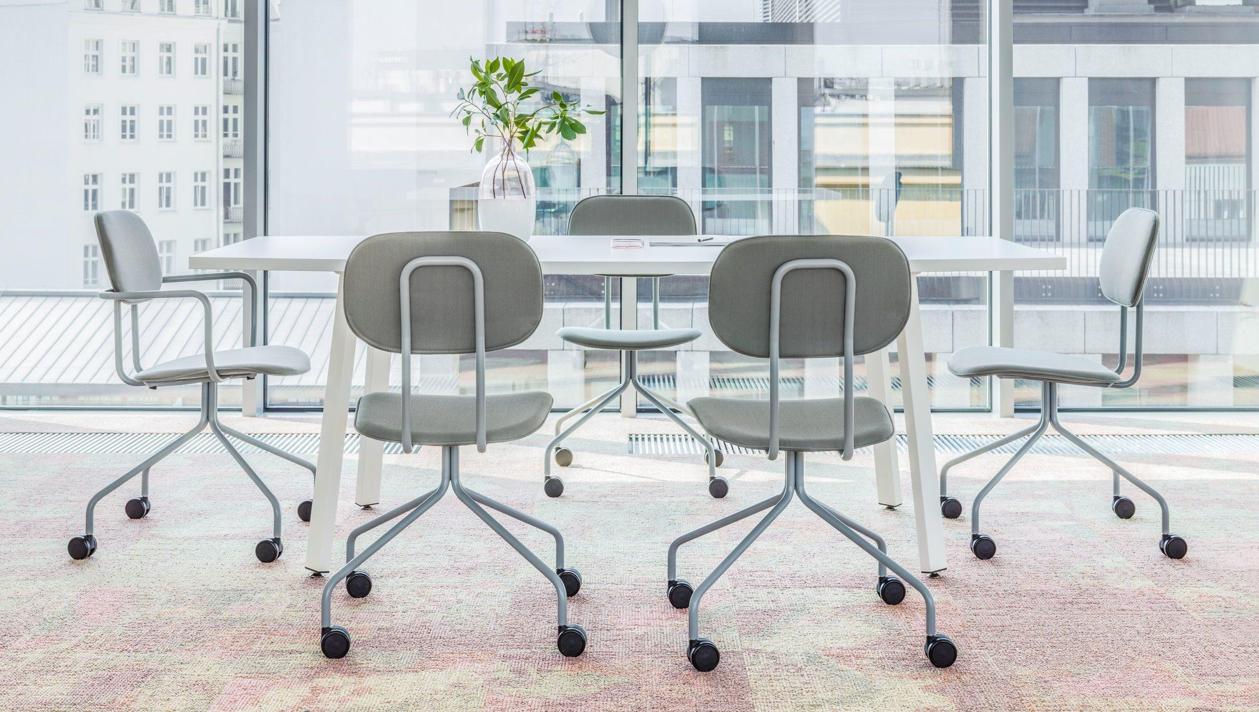 new school chairs