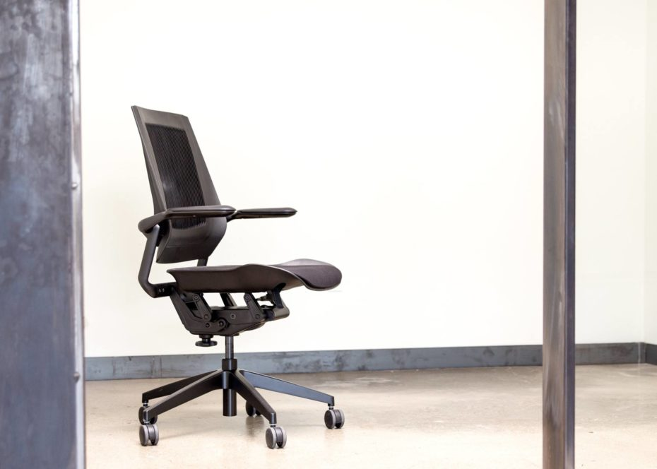 Executive office chair from Bracken Office Interiors in Gorey Wexford