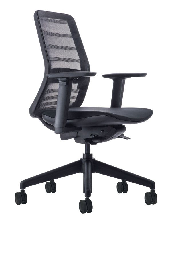 tonique chair black
