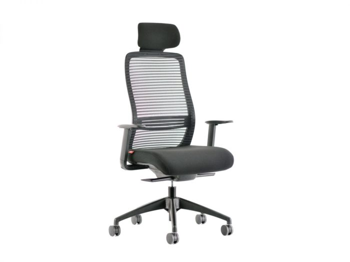 NV Home Office Chair with Headrest