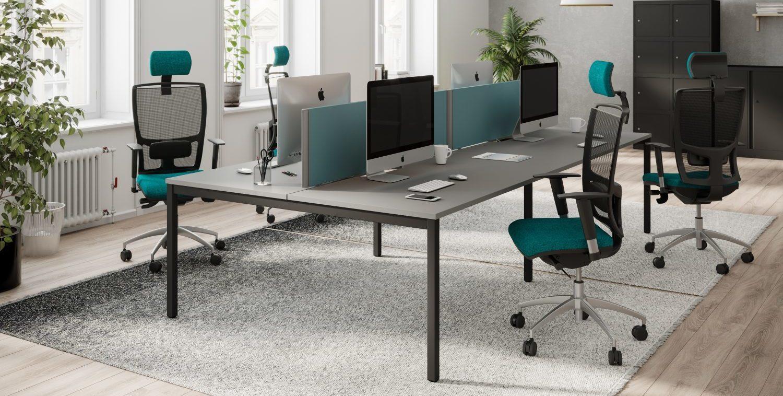 c-sense affordable office bench desks from bracken office interiors