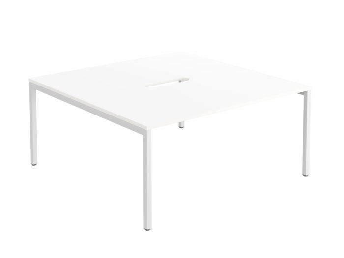 c-sense 2 person bench desk