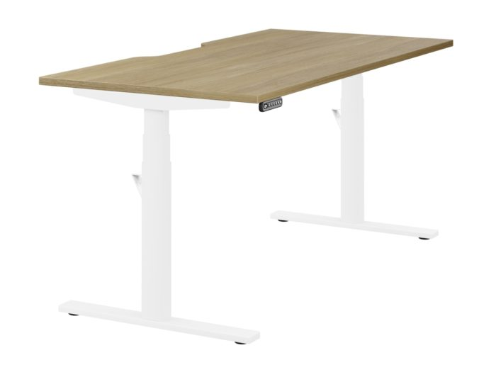 Leap Electric Sit-Stand Desk 1600mm