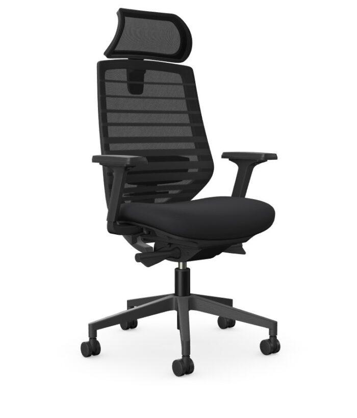 x77 mesh office chair