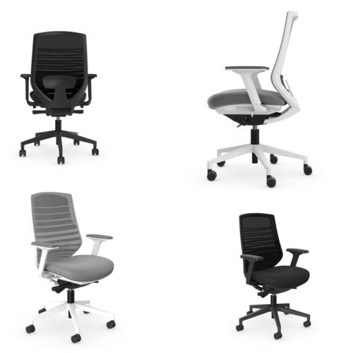 x.77 mesh office chair