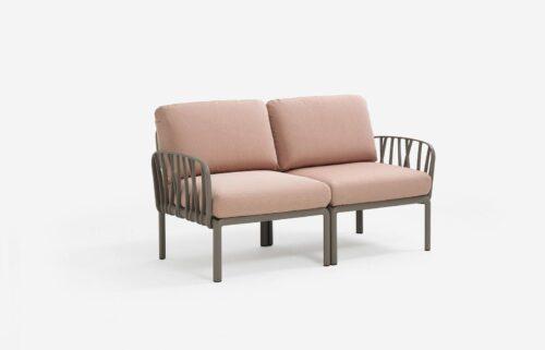 Komodo 2 Seater Sofa by Nardi Italy
