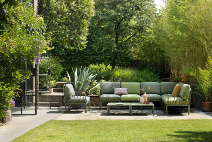 komodo outdoor sofa by nardi italy bring design to you garden furniture