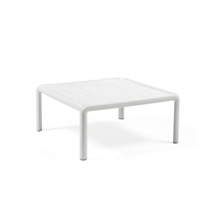komodo tavolino white