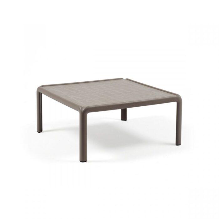 komodo tavolino tortora