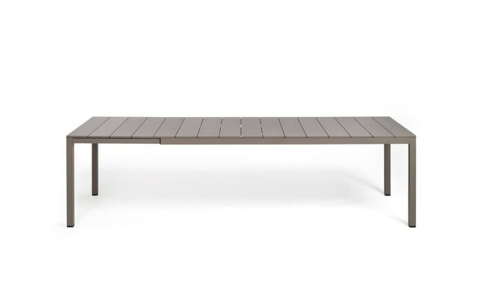 RIO 210 Extending Outdoor Dining Table by Nardi Italy
