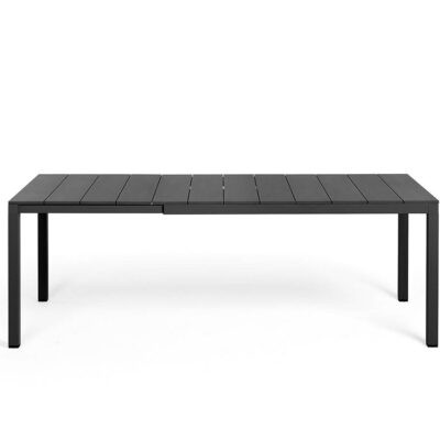 RIO 140 Extending Outdoor Dining Table by Nardi Italy